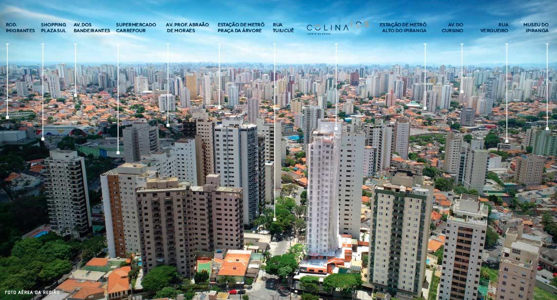 Colina-103-Jardim-da-Saude-Lancamento-Apartamento-Endereco-Rua-Tuiucue